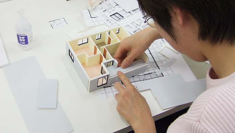 建築模型基礎コース