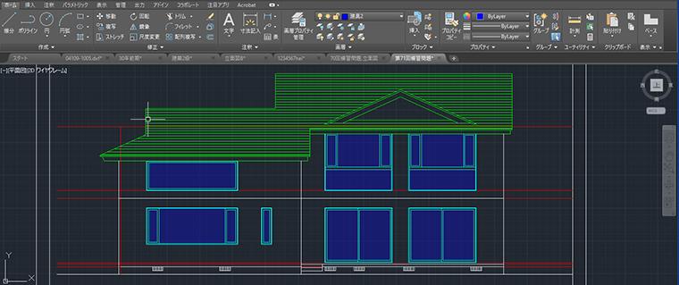 建築CAD検定試験2級コース