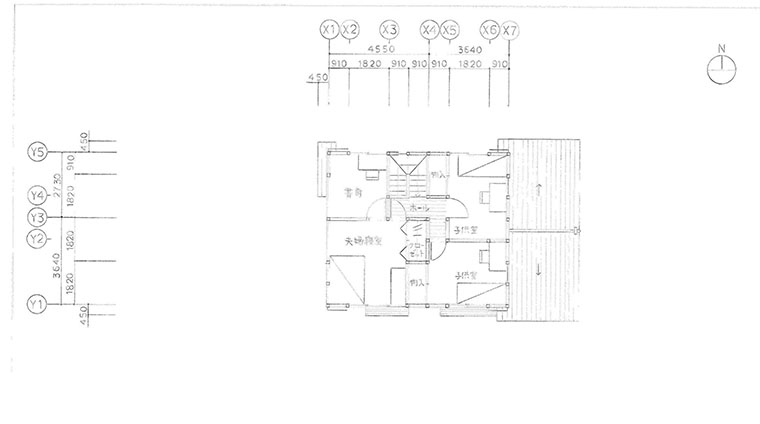 手描き建築製図基礎講座