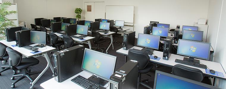 ソフトキャンパスの職業訓練実施日程と種類