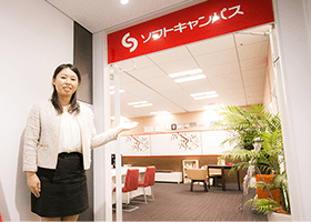 パソコン教室仙台ソフトキャンパスのアクセス クラックス仙台ビル