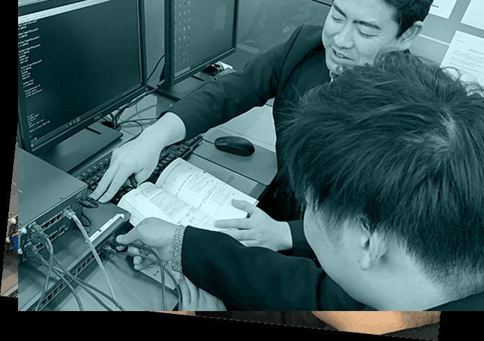 実機を触りながら学習できるネットワーク実践講座
